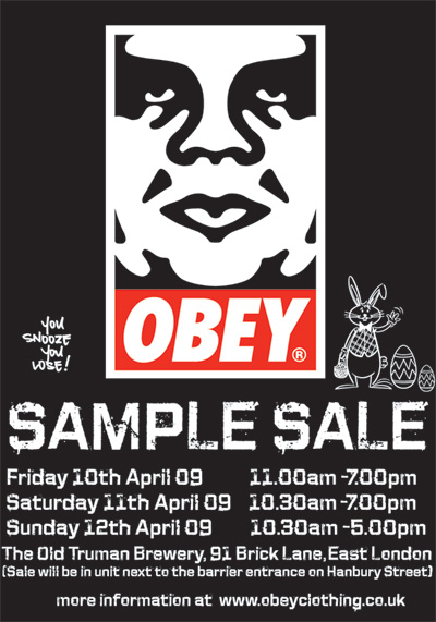 Easter flyer-10thapril09